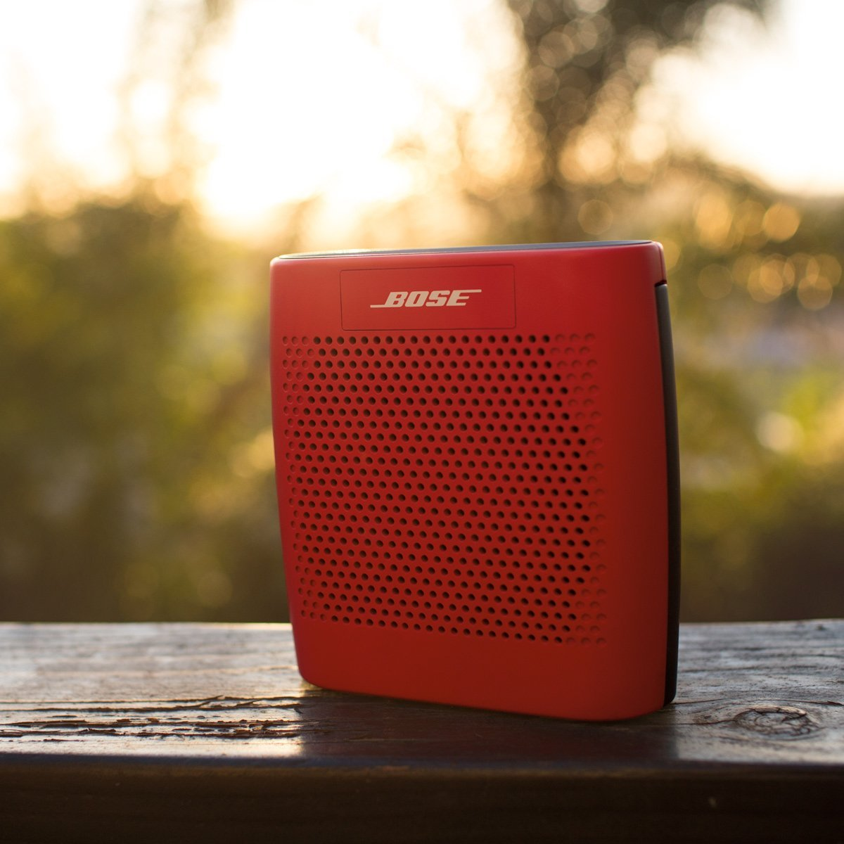 Enceinte Bose soundLink Color rouge