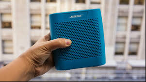 enceinte portable qualité Bose SoundLink Color