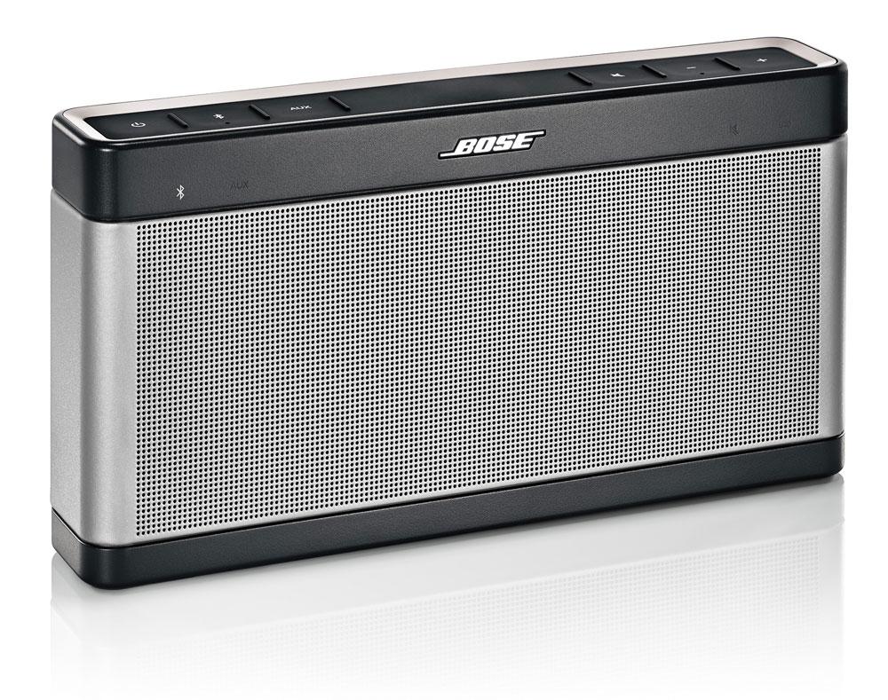 Enceinte bluetooth portable Bose SoundLink III