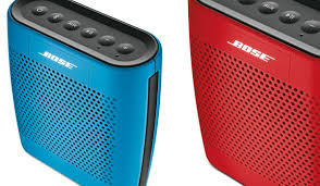 grip de l'enceinte Bose soundLink Color