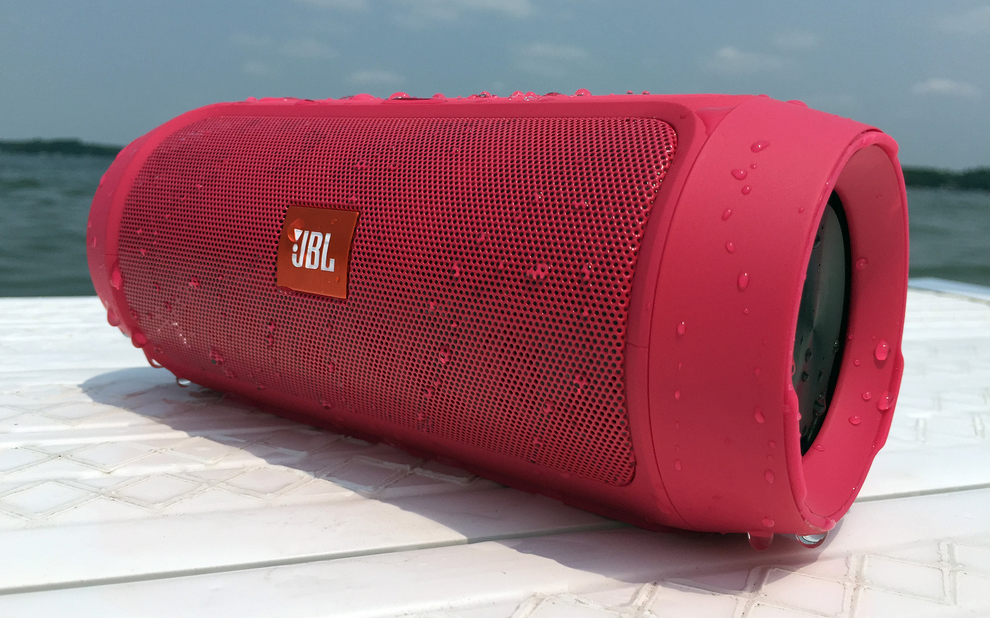 JBL Charge 2+ Splashproof Waterproof