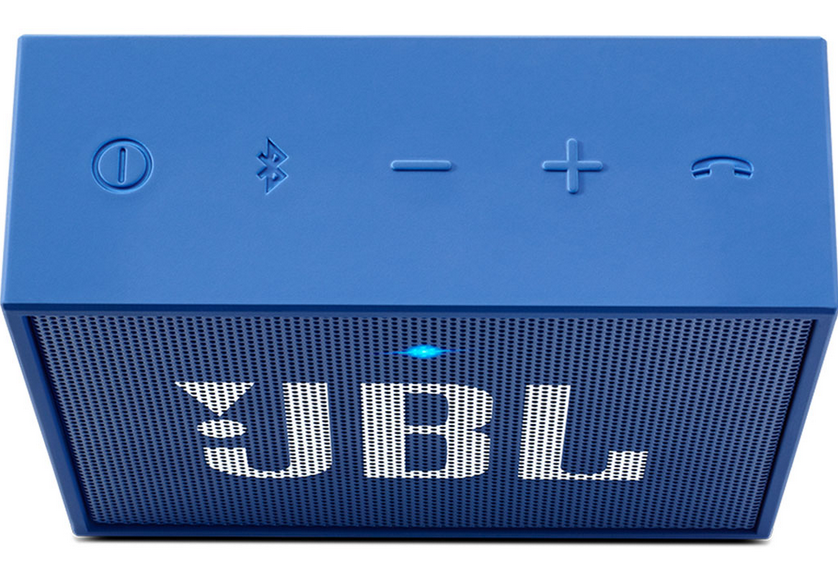 JBL GO enceinte portable commandes bluetooth